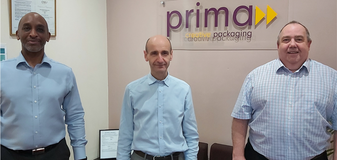 Prima Yorkshire Ltd Celebrate their 20 years anniversary